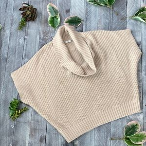 Trina Turk cowl neck sweater
